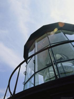 At the Top of the Currituck Beach Lighthouse by Vlad Kharitonov