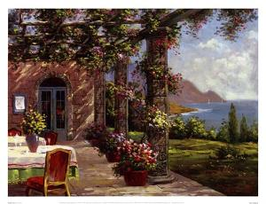 Amalfi Coast I by Vladimir