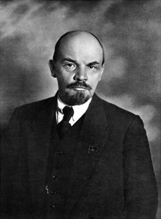 Vladimir Ilich Lenin, Russian Bolshevik Leader, 23 April 1920