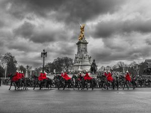 London Guards by Vladimir Kostka