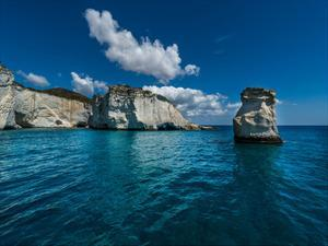 Milos Rocks 1 by Vladimir Kostka