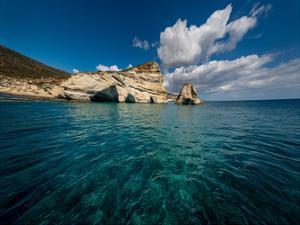 Milos Rocks 2 by Vladimir Kostka