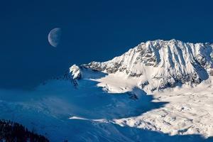 Moon by Vladimir Kostka