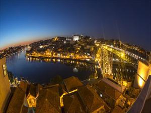 Porto Portugal by Vladimir Kostka