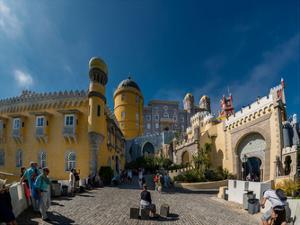Portugal Sintra by Vladimir Kostka