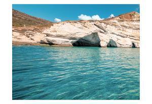 Rocks of Milos B by Vladimir Kostka