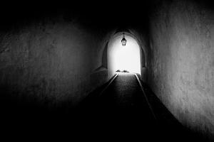 Tunnel by Vladimir Kostka