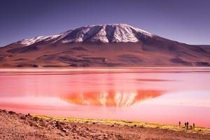 Mountains of Bolivia, Altiplano by Vladimir Krupenkin