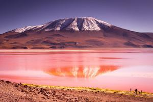 Mountains of Bolivia, Altiplano by Vladimir Krupenkin