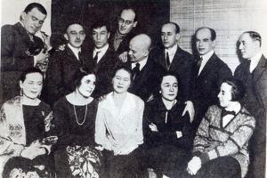 Vladimir Mayakovsky after His Return from America, December 1925