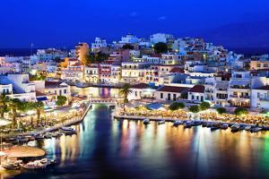 Agios Nikolaos. by Vladimir Sklyarov