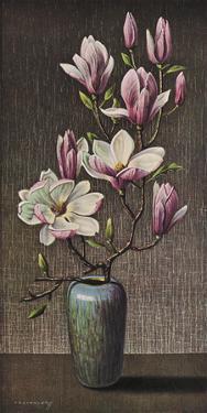 Pink Magnolia by Vladimir Tretchikoff