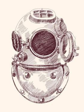 Antique Divers Helmet by VladisChern