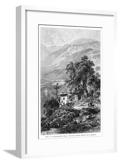 Vogelweide Home--Framed Giclee Print