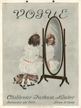 Vogue Cover - September 1909