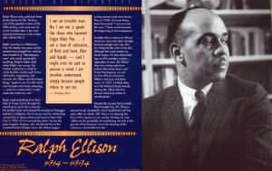Voices of Diversity - Ralph Ellison