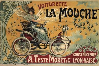 Voiturette La Mouche France 1900