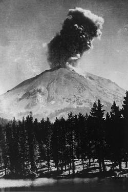Volcano - Lassen Peak, USA