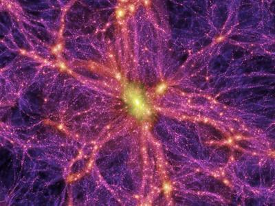 Dark Matter Distribution