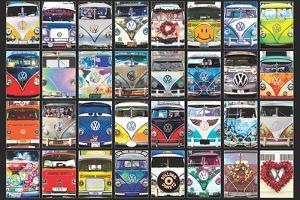 Volkswagen- Cool Vanagan Faces