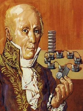 Volta and Galvani Showed That Electricity Could Be Produced by Chemical Action