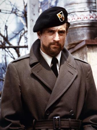 Voyage au bout by l'enfer THE DEER HUNTER by MichaelCimino with Robert by Niro, 1978 (photo)