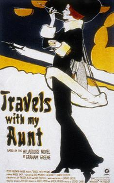 Voyages Avec Ma Tante Travels with My Aunt De George Cukor Avec Maggie Smith, 1972