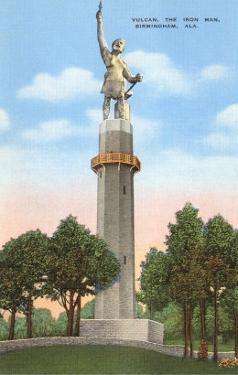 Vulcan Statue, Birmingham, Alabama