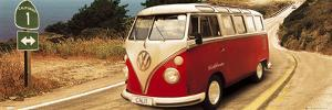 VW Camper-Route One
