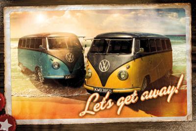 VW- Lets Get Away Camper Vans