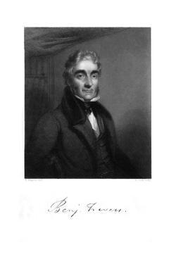 Benjamin Travers by W Behnes