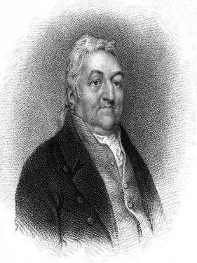 John Stafford Smith by W Behnes