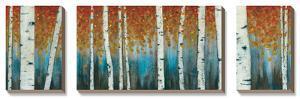 Birch Haven by W. Blake
