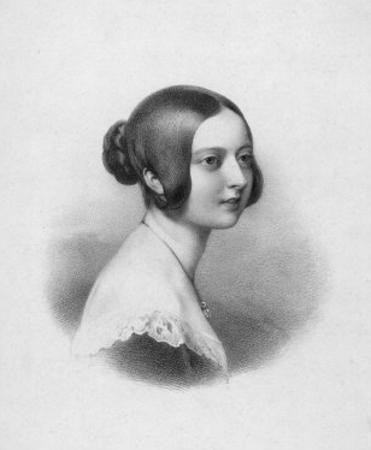 Queen Victoria Circa 1840