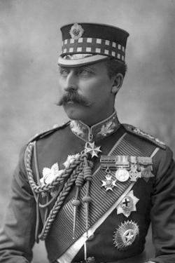 Prince Arthur (1850-194), Duke of Connaught, 1890 by W&d Downey