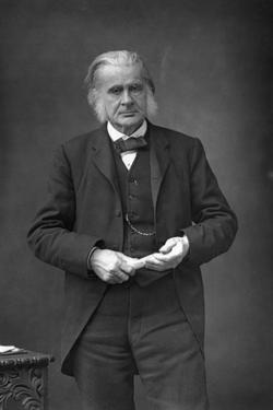 Thomas Henry Huxley (1825-189), English Biologist, 1890 by W&d Downey