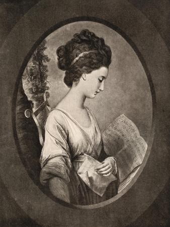 Miss Stephenson, Late 18th Century