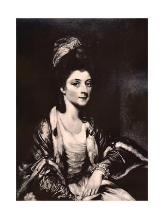 Mrs Callender, of Craigforth, 19th century (1894)