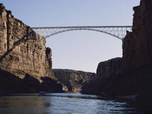View of Navajo Bridge by W. E. Garrett