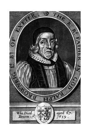 Ralph Brownrig, Bishop