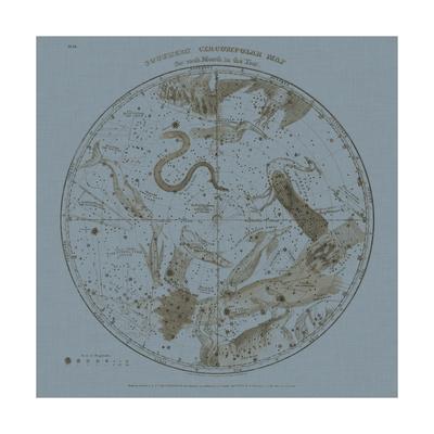 Southern Circumpolar Map