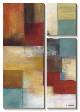 Abstract Blue by W. Green-Aldridge