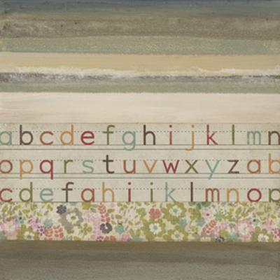 Alphabet I by W. Green-Aldridge