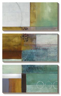 Cosmopolitan Abstract I by W. Green-Aldridge