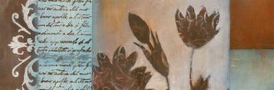 Flower Filigree Panorama I by W. Green-Aldridge