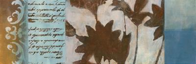Flower Filigree Panorama II by W. Green-Aldridge