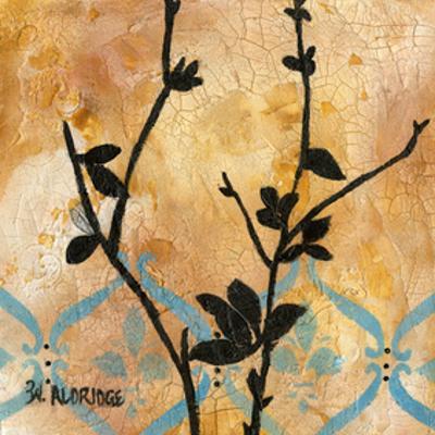 Modern Tree in Black II by W. Green-Aldridge