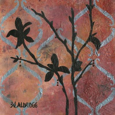 Modern Tree in Black III by W. Green-Aldridge