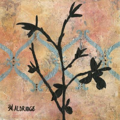 Modern Tree in Black IV by W. Green-Aldridge