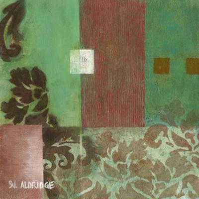 Sophisticated Scroll II by W. Green-Aldridge